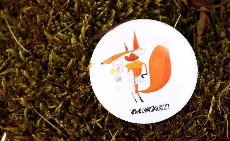 Placka - Liška. 37 - Svoboda zvířat 455761f08b